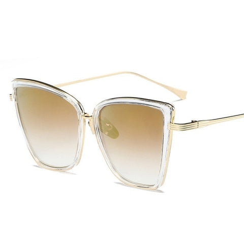 Image of Cat Eye Sunglasses Women