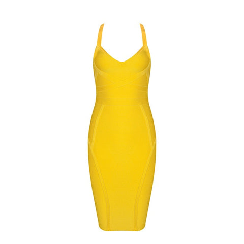 Bodycon woman dress