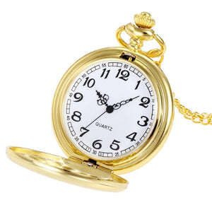 Fob Pocket Watch Gift Clock