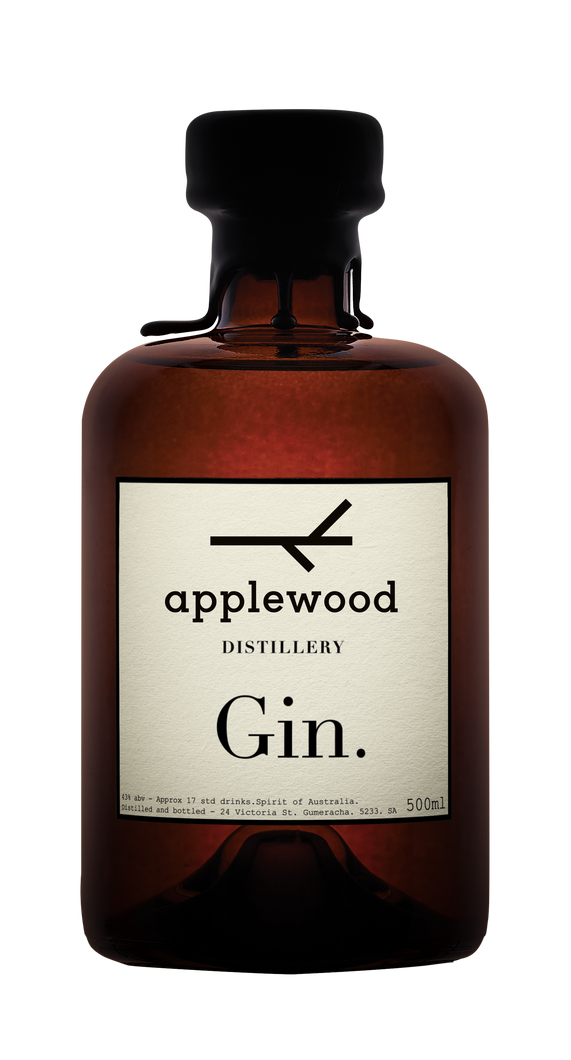 applewood gin - Applewood Distillery