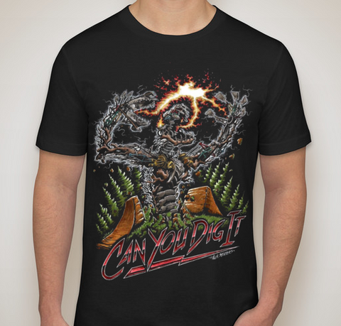 Dig Monster T-Shirt