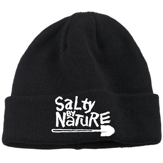 Salty by Nature Knit Beanie