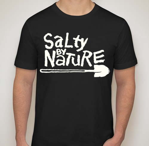 Salty By Nature Tee