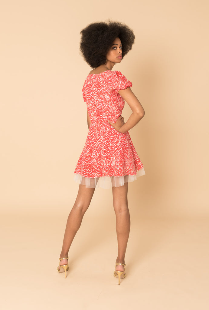 Mandrem Love Dirt Dancing Dress