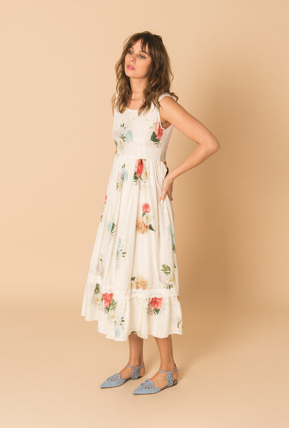 Summer Bloom Day Dress