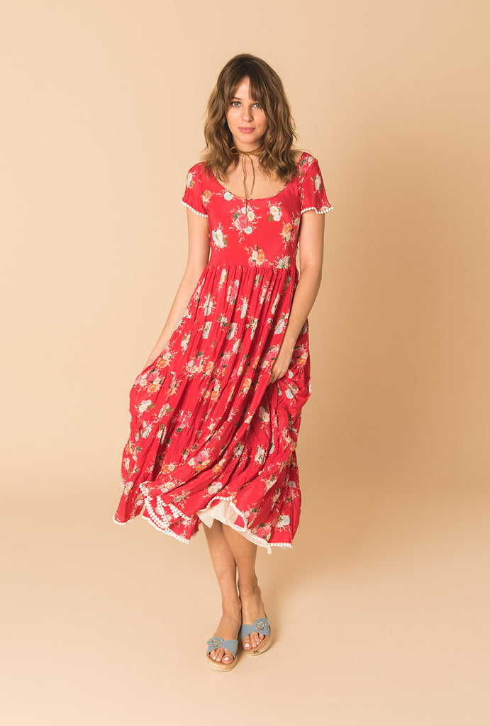Gypsy Soul Romantic Dress