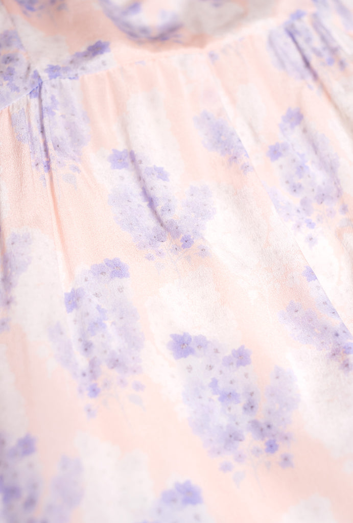 Violet's Whisper Hippy Dress