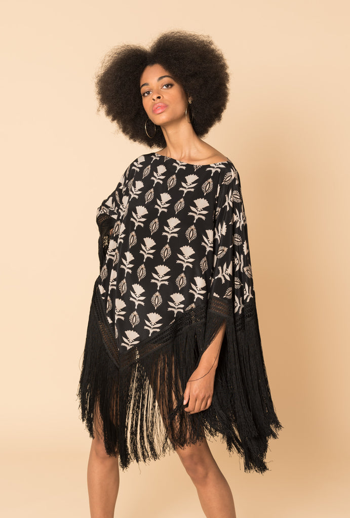 Quiet Love Poncho