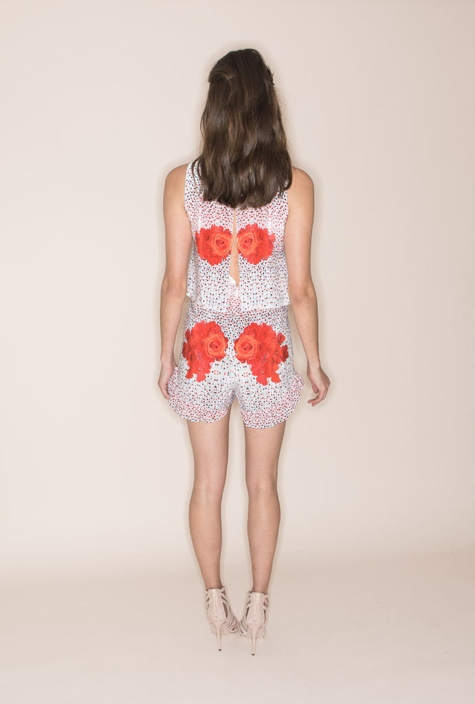 Dare My Wild Heart Playsuit