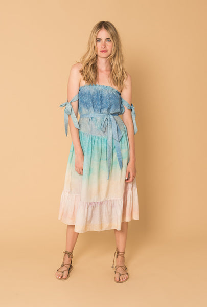 Love at Dawn Tiered Dress
