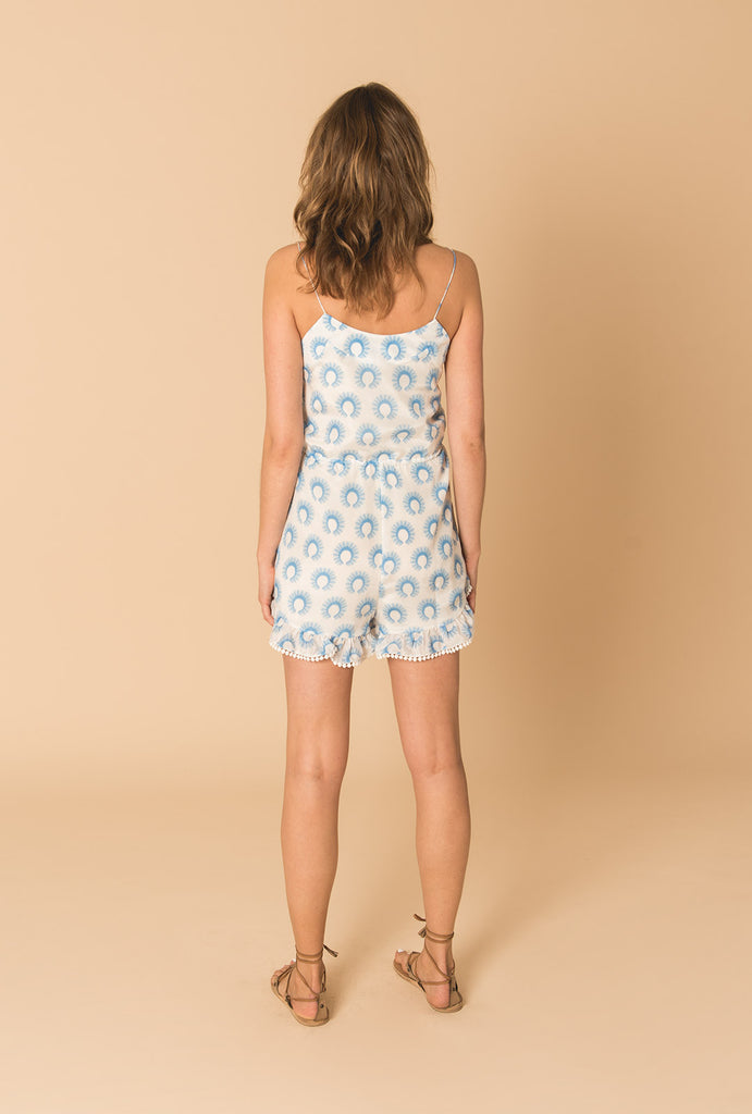 Cotton Breeze Playsuit