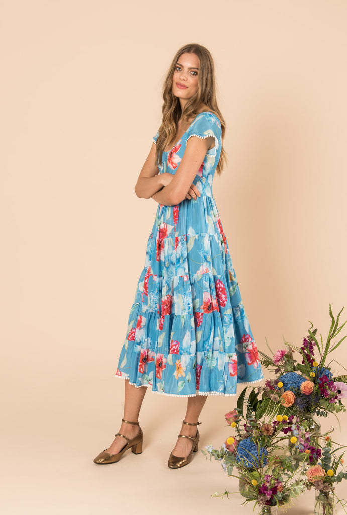 In Bloom Romantic Dress