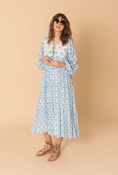 Cotton Breeze Indian Dress