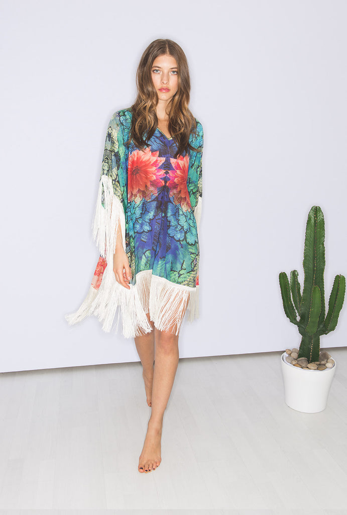 Kefalonia's Dream Kaftan
