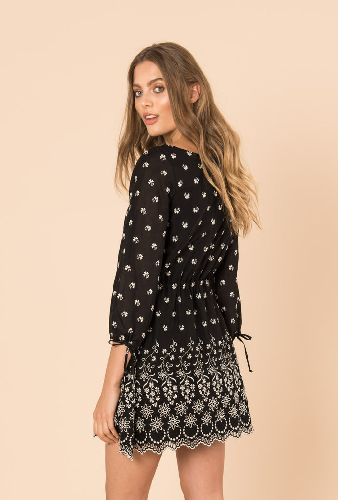 Moonbeams Day Dress