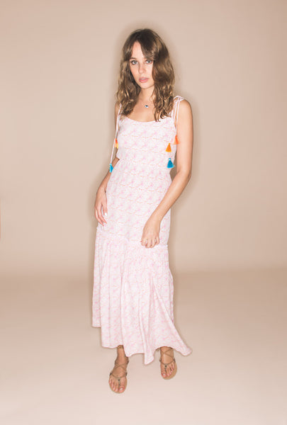 Mandrem Strap Dress