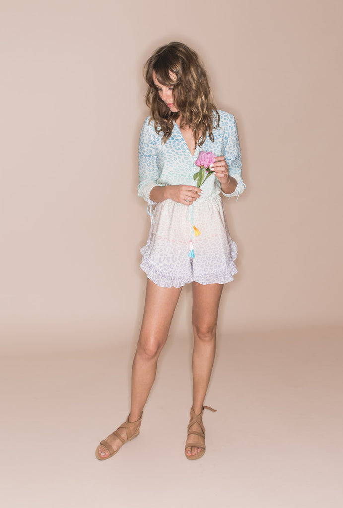 The Rainbow In The Sky Playsuit