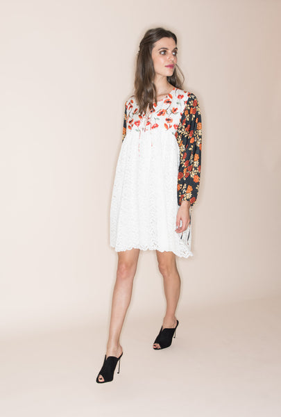 Seven Wonders Lace Dress