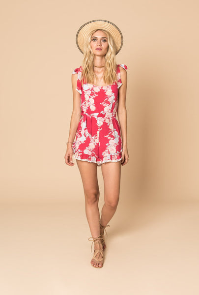 Heartbeats Baby Playsuit