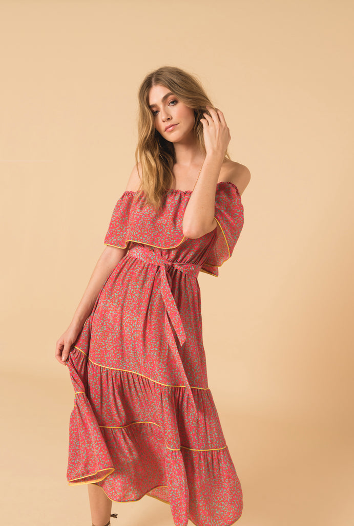 Scorpios Shorter Gypsy Dress