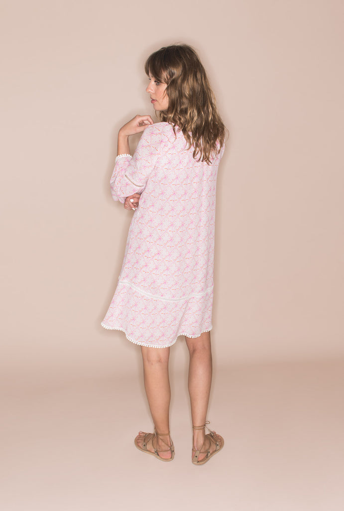 Mandrem A Line Dress