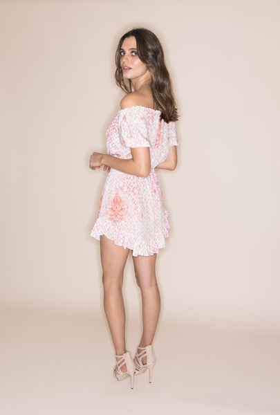 Edge Of The Seventeen Short Dress
