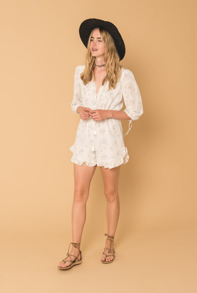 Romance in the Wind Playsuit