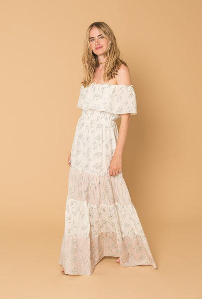 Romance in the Wind Gypsy Dress