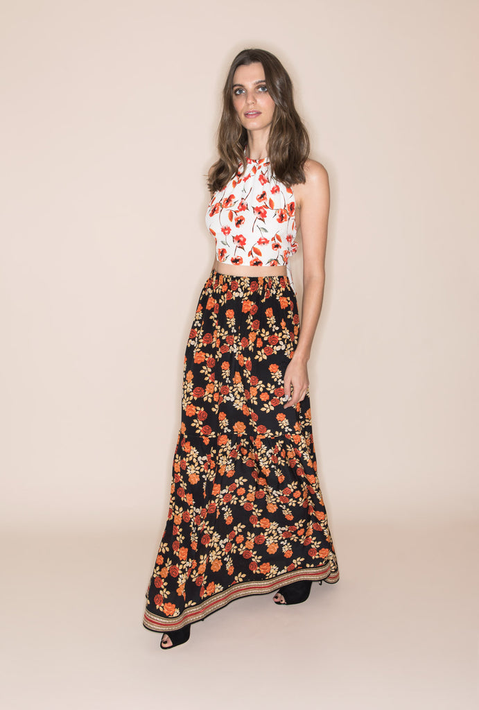 Seven Wonders Long Skirt