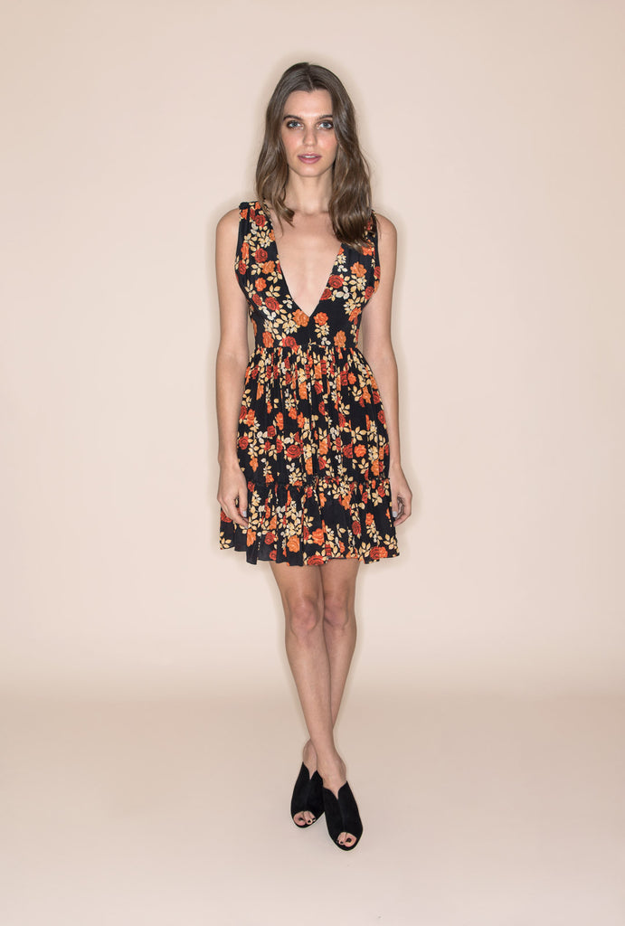 Seven Wonders Frills Dress