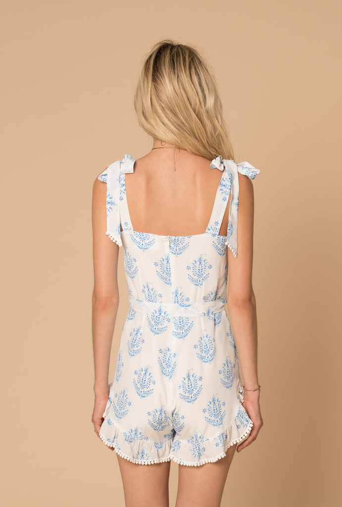 Vagabond Baby Playsuit