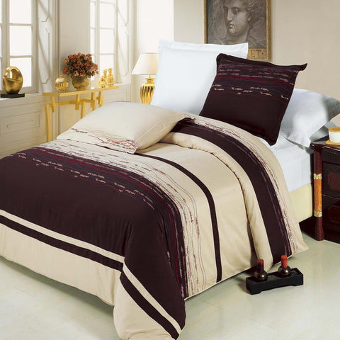 King/Calking Clarice Embroidered 3-Piece Duvet cover Set