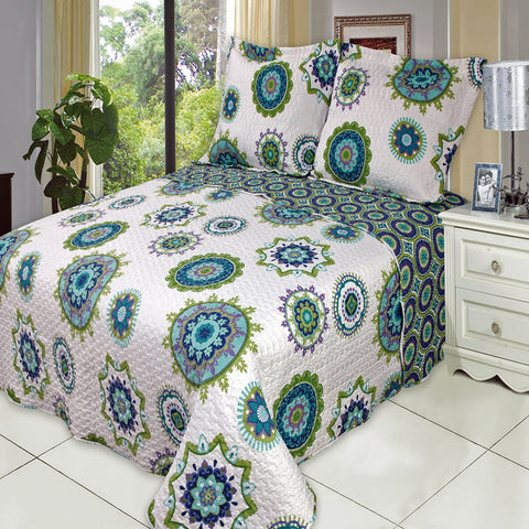 King/Calking Cool Julia Oversize Coverlet Set