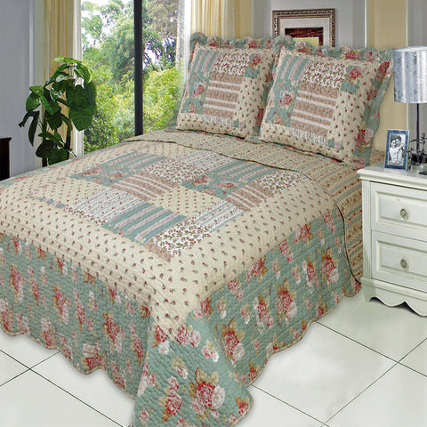 Annabel Oversize Coverlet Set