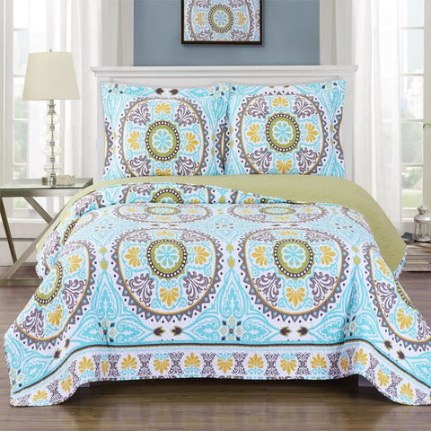 Nyah Oversize Coverlet Set