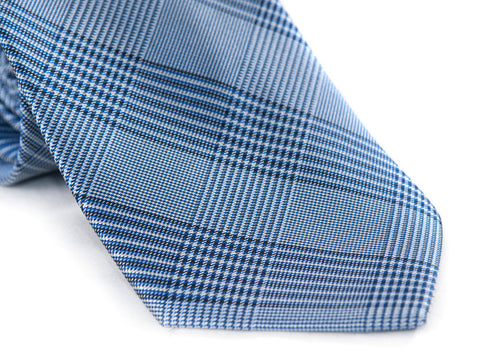 Blue Diamond Necktie