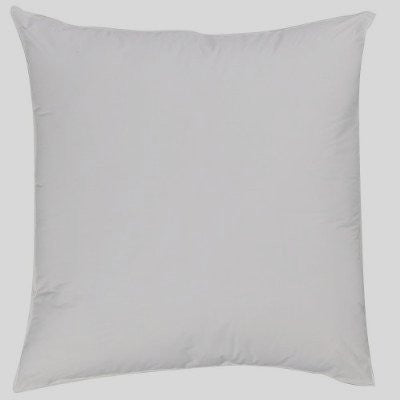 "Euro Pillow 26x26"" Down Alternative (each)"
