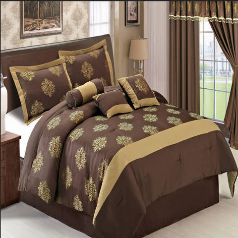 King Judy 11-Piece Bed in a Bag