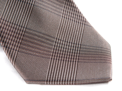 Brown Diamond Necktie