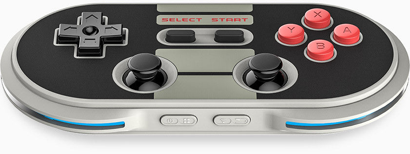 NES- STYLE WIRELESS GAMEPAD FOR PC, MAC, IOS, ANDROID