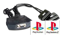 X-Arcade Playstation 2 Adapter