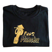 Load image into Gallery viewer, Foos Manchu Foosball T-Shirt