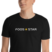 Load image into Gallery viewer, Foos Star Foosball T-shirt