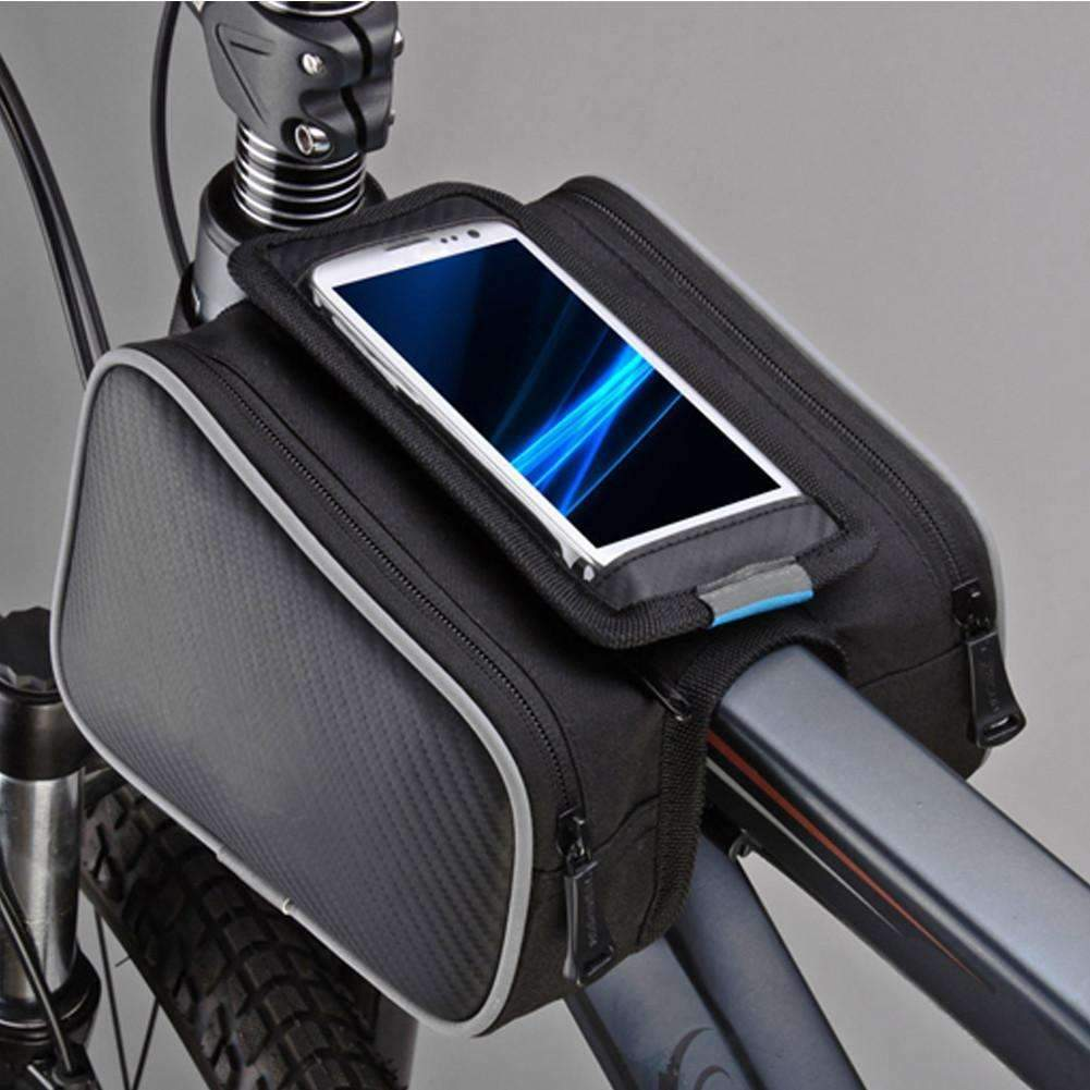 Multi-Functional Bike Handlebar Front Bag