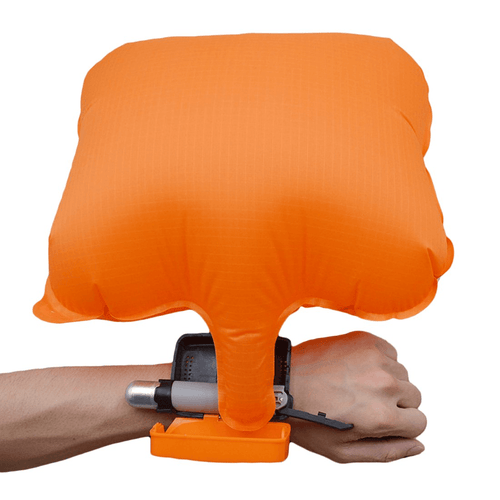 LifeSaving Swimming Inflatable Rescue Bracelet