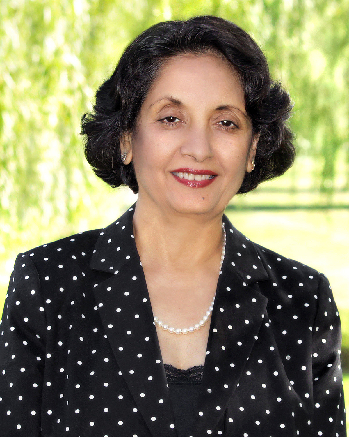 Neelam Toprani, founder of the ayurvedic company, Padmashri Naturals Inc.