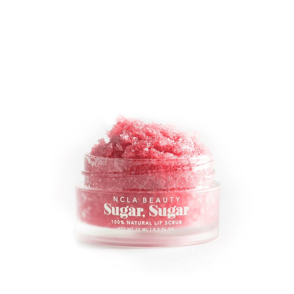 Sugar Lip Scrub Pink Champagne from Diament Jewelry, a gift shop in Washington, DC.