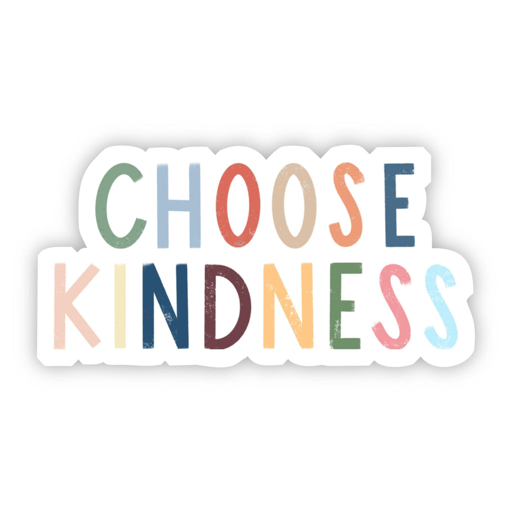 Choose Kindness Sticker from Diament Jewelry, a gift shop in Washington, DC.