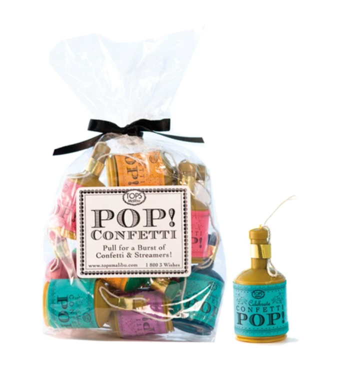 Tops Malibu Confetti Pop from Diament Jewelry, a gift shop in Washington, DC.