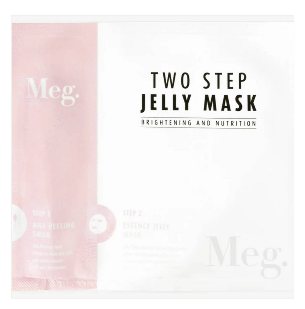Meg Two Step Brightening and Nutrition Jelly Mask from Diament Jewelry, a gift shop in Washington, DC.